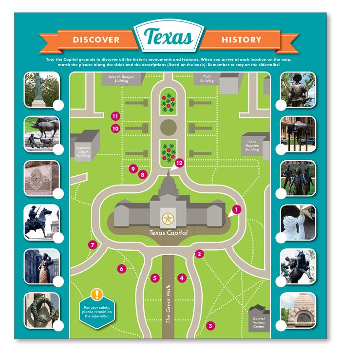 Map Of Texas Capitol.Texas Capitol Erica Sebree